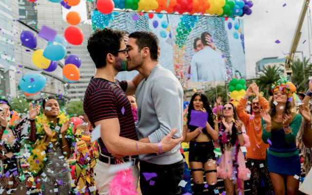 Filmagens no Brasil foram realizadas em maio, em São Paulo. Foto: Netflix/Divulgação