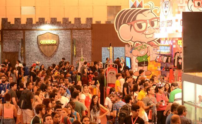 Pavilhão do Centro de Convenções ficou lotado durante a convenção. Foto: Fellipe Torres/DP