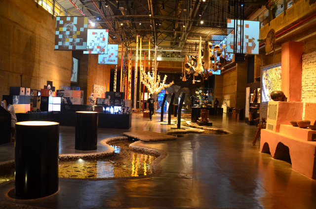 Inaugurado em 2014, o Museu Cais do Sertão abriga um vasto acervo da vida do sertanejo e obra de Luiz Gonzaga. Foto: Pablo Oliveira/Esp. DP