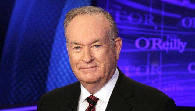 O'Reilly era conhecido por sua retórica ultraconservadora e seu estilo agressivo de entrevistar. Foto: Fox News/Reprodução