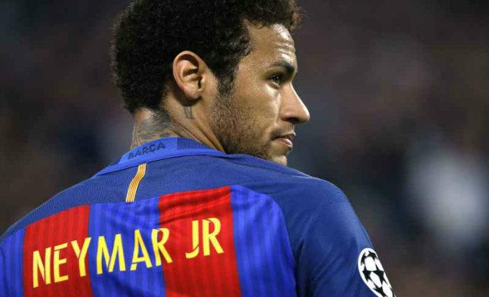 Neymar é o único brasileiro da lista. Foto: Marco Bertorello/AFP