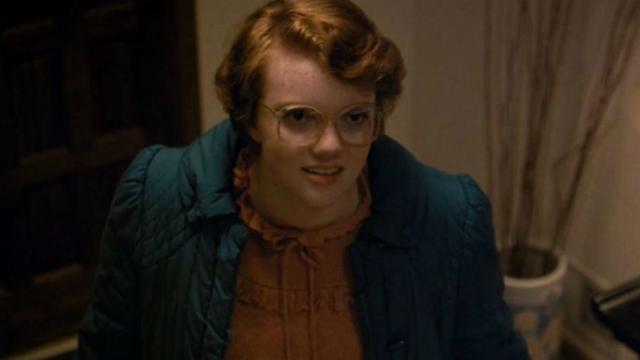 Shannon como Barbs em episódio de Stranger things. Foto: Netflix/Reprodução