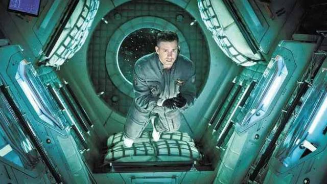 Ryan Reynolds é coadjuvante em Vida. Foto: Columbia Pictures/Divulgação