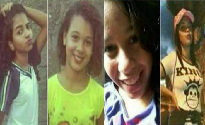 Resultado de imagem para foto Quatro adolescentes desaparecidas em Jaboatão são encontradas pela polícia na Zona da Mata de PE