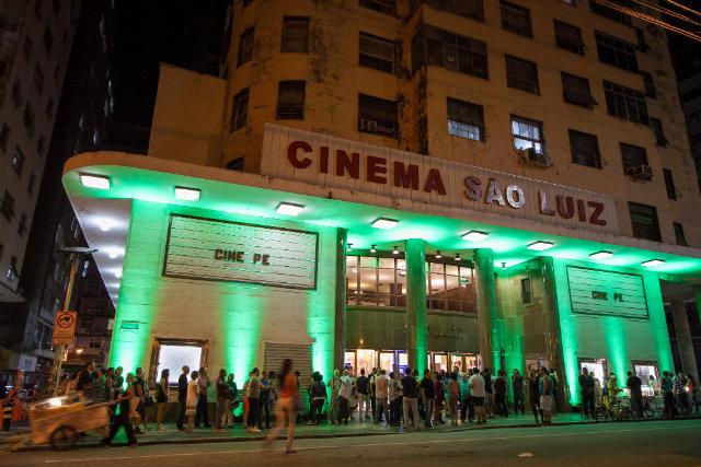 Exibições ocorrerão no Cinema São Luiz, no Centro do Recife. Foto: Daniela Nader/Divulgação