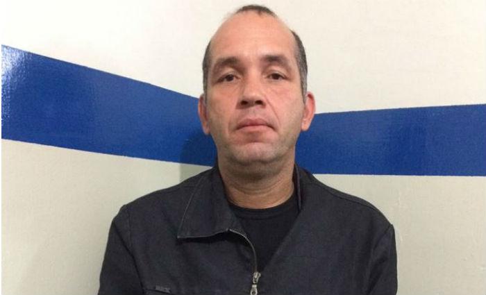 Entre os presos está o tenente da PM Djoou Silva de Carvalho que, segundo investigações, repassava informações privilegiadas ao líder do grupo. Foto: Polícia Civil/ Divulgação