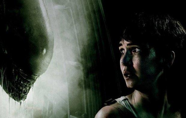 Daniels (Katherine Waterston) é protagonista do novo Alien. Foto: Fox Films/Divulgação