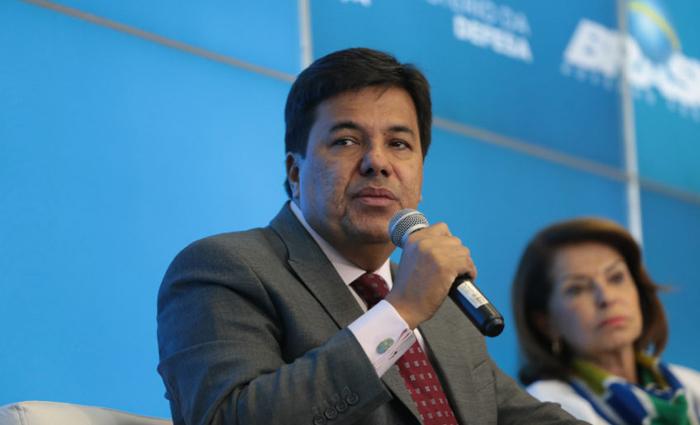 Mendonça também criticou a condução do PT na pasta de Educação. Foto: José Cruz/ Agência Brasil