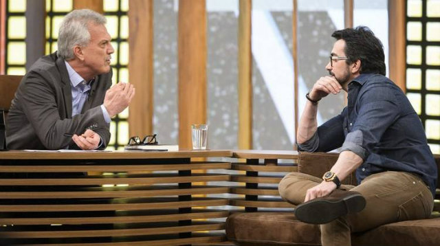 'Preciso me despir de hipocrisia', afirma padre Fábio de Melo a Pedro Bial
