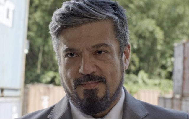 Ator interpretou o vilão Massao na novela Sol Nascente. Foto: Gshow/Divulgação