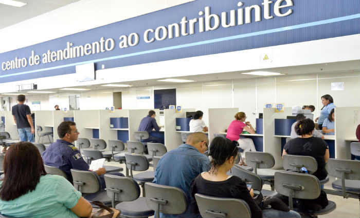 A ação é uma oportunidade para resolução de pendências financeiras dos servidores. Foto:Irandi Souza/PCR