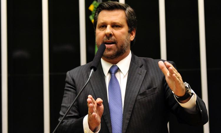 O nome de Sampaio foi indicado na manhã desta quinta-feira pela bancada do PSDB na Câmara dos Deputados. Foto: Luis Macedo/Câmara dos Deputados