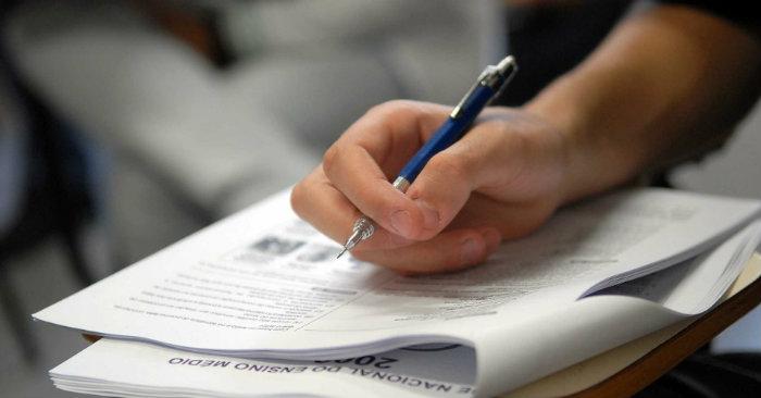 Para concluir a inscrição, o candidato deve pagar a taxa de R$ 82. O prazo para pagamento vai até o dia 24 deste mês. Foto: Enem/Divulgação