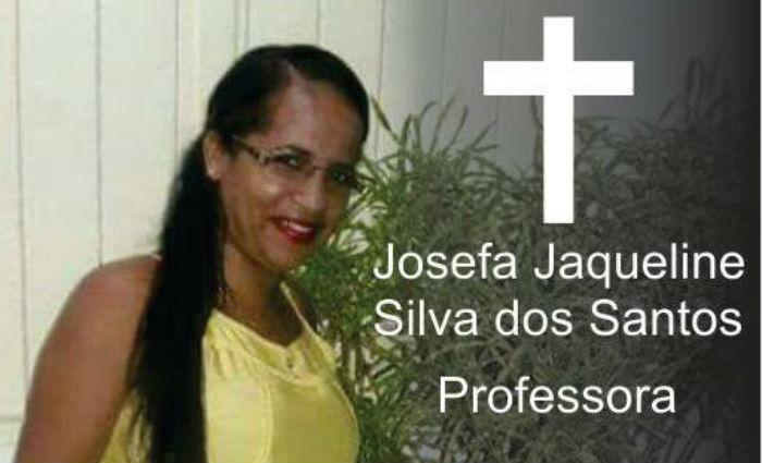 Professora morre no HR após se assustar com bomba junina disparada dentro da escola. Foto: Facebook/ Prefeitura de Carpina