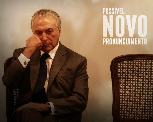 Tudo indica que Temer deverá recorrer ao STF. Foto: André Dusek Estadão Conteúdo