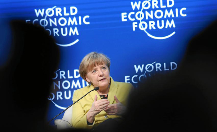 As primeiras conversas da separação são esperadas para o próximo mês. Foto: Moritz Hager/WORLD ECONOMIC FORUM