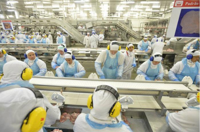 Criado em Anápolis, em 1953, hoje o grupo atua em 22 países, com 340 unidades e 270 mil empregados. Foto: Marcelo Ferreira/CB