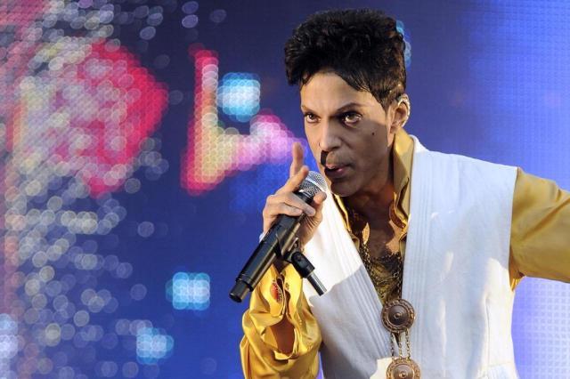 A sentença do juiz irá esclarecer quem terá o controle das canções inéditas de Prince. Foto: Bertrand Guay/Arquivo AFP