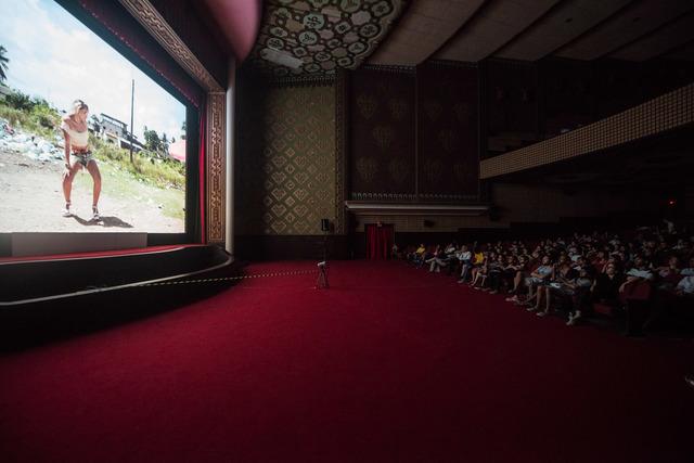Linha de financiamento prevê ação para a construção de salas de cinema em municípios sem esse equipamento. Foto: Victor Juca/ Divulgação