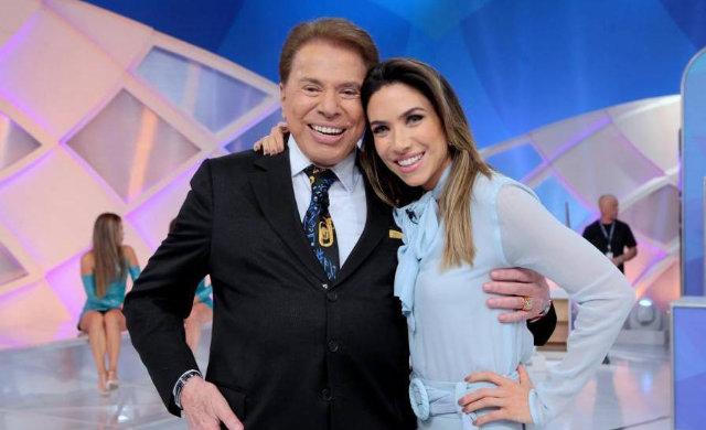 Filha número 4 de Silvio Santos é apresentadora. Foto: Lourival Ribeiro/SBT
