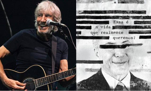 O músico, de 73 anos de idade, vai lançar o primeiro álbum de rock em 25 anos, Is this the life we really want?, no dia 2 de junho. Fotos: Facebook/Reprodução
