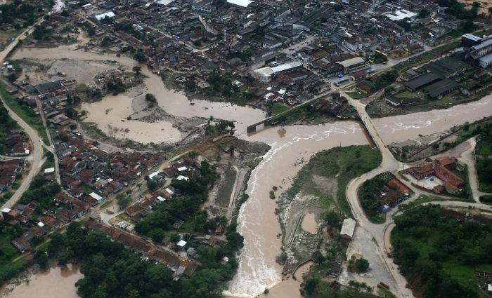 Pernambuco já soma mais de 44 mil desabrigados e desalojados pelas chuvas