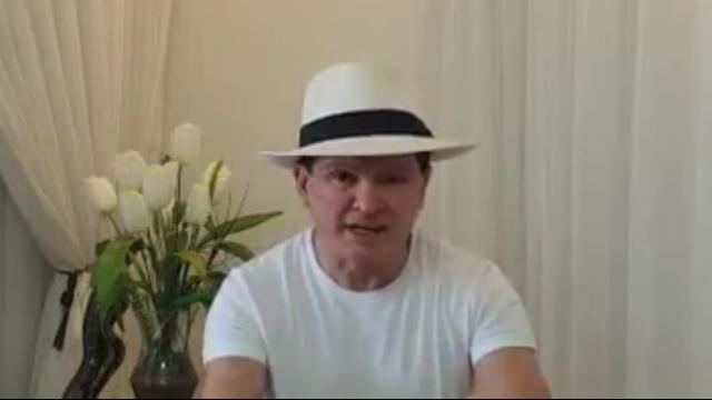 Músico já havia criticado, em vídeo, a programação da cidade de Campina Grande, na Paraíba. Foto: Facebook/Reprodução