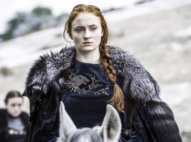 Atriz também arriscou uma comparação com a personagem Cersei Lannister. Foto: HBO/reprodução
