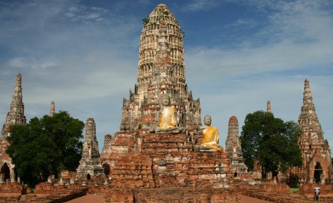 Primeira capital da Tailândia, Ayutthaya é perfeita para um 'bate-volta' saindo de Bangcoc