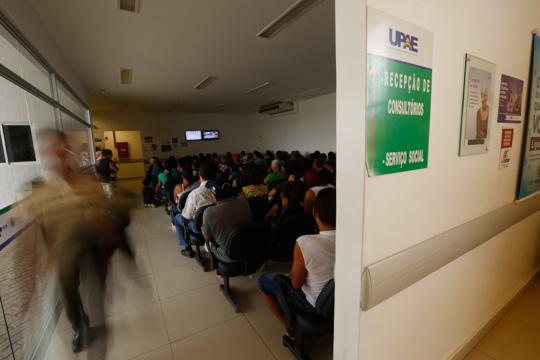 Unidade de saúde conta não apenas com atendimento especializado, mas também é possível realizar exames no local. Foto: Rafael Martins/DP