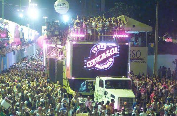 Evento foi realizado entre 1993 e 2003. Foto: Ricardo Fernandes/DP