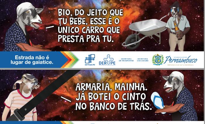 Operação Lei Seca vai atuar na RMR e em cidades do Interior no São João. Foto: Detran/ Divulgação