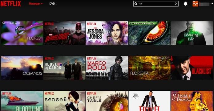 Netflix vem investindo pesado no conteúdo em alta definição - Foto: Reprodução/Helito Bijora)