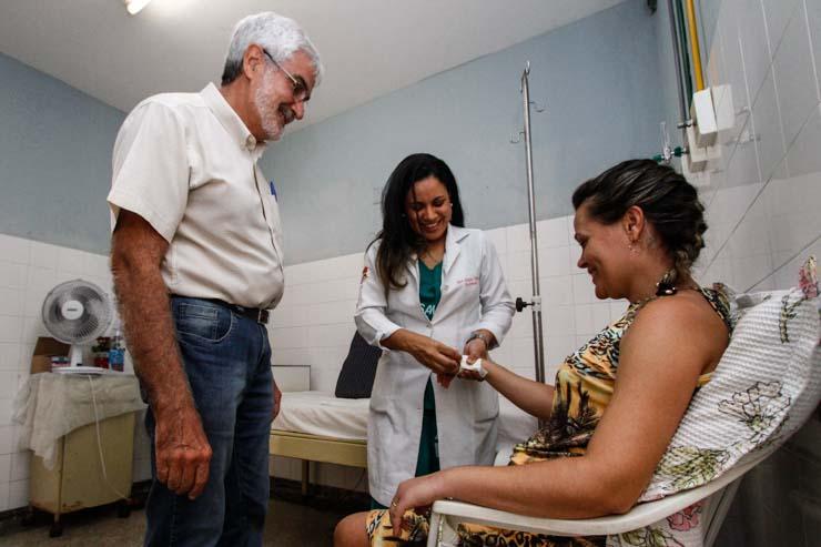 Equipe foi reestruturada e, em um ano, o número de cirurgias eletivas aumentou em 75%. Foto: Rafael Martins/DP