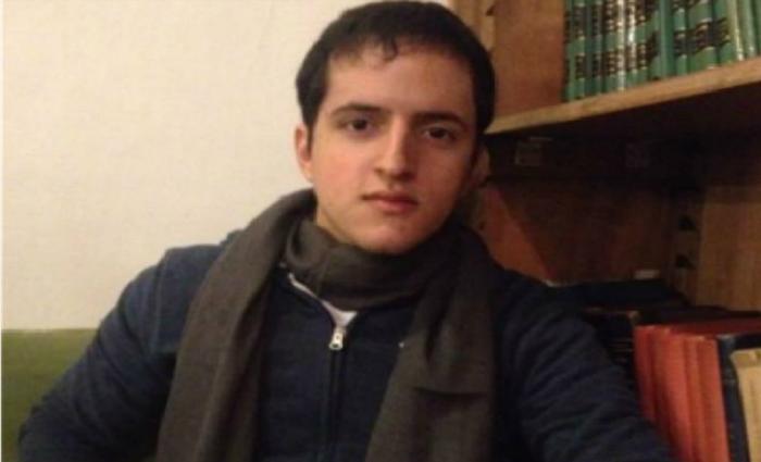 O estudante de psicologia Bruno Borges Foto: arquivo pessoal