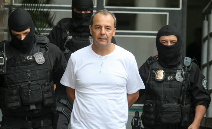 érgio Cabral e outros três ex-governadores estão presos Foto: Rodrigo Felix Leal