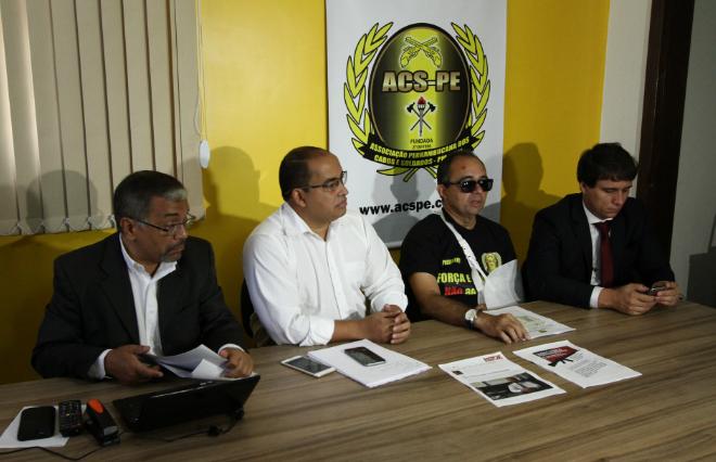 Associação se pronunciou nesta segunda. Foto: Marlon Diego/Esp. DP (Associação se pronunciou nesta segunda. Foto: Marlon Diego/Esp. DP)