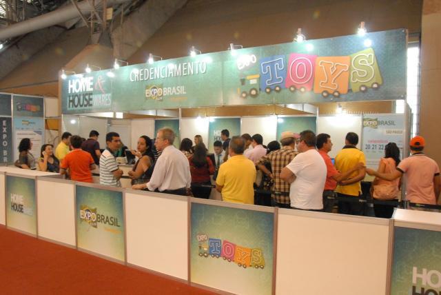 Feira é uma ótima oportunidade para empreendedores - Foto: Divulgação/ExpoBrasil