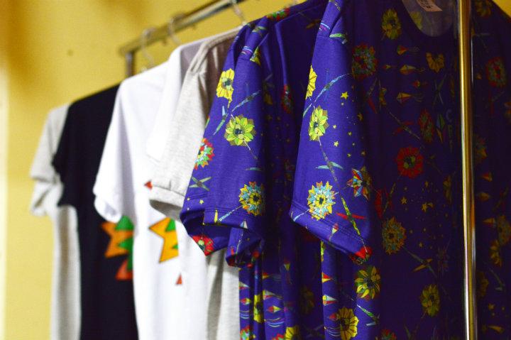 O projeto é fruto de convênio entre Ronaldo Fraga e a Fundação de Cultura de Caruaru, em parceria com o Departamento de Design da UFPE. Foto: Janaína Pepeu/Divulgação