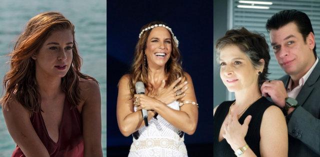 Marina Ruy Barbosa, Ivete Sangalo e Drica escreveram sobre F