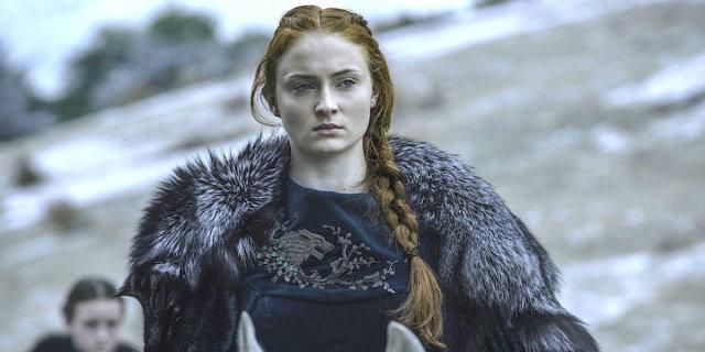Sophie Turner protagonizou uma das polêmica cena de estrupro da série. Foto: HBO/Divulgação