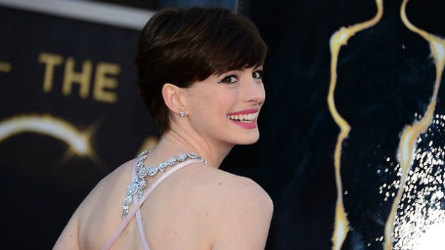 Anne Hathaway vai participar do documentário brasileiro Unilimited Women. Foto: AFP/Reprodução