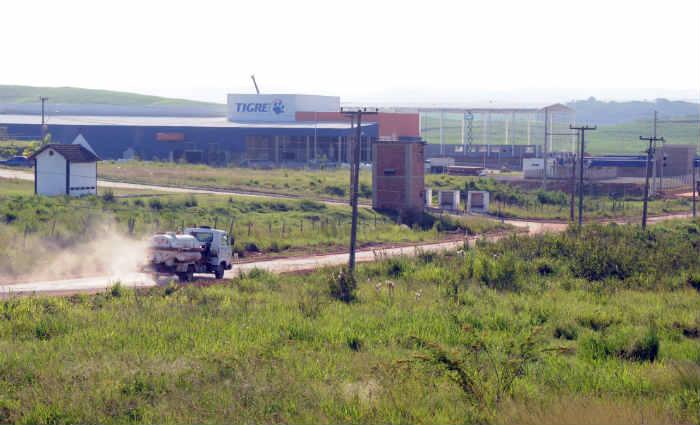 A Tigre, que desde 2009 está instalada em Escada, será a empresa que vai contratar o maior número de pessoas: ao todo serão 346 novas vagas. Foto: Alcione Ferreira/Arquivo
