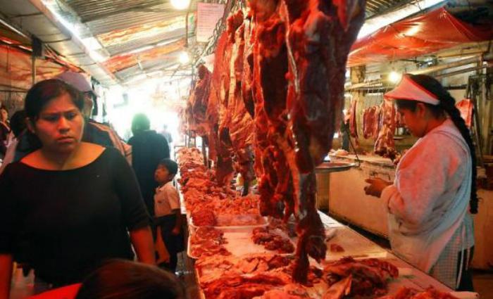 O custo da carne aumentou a n
