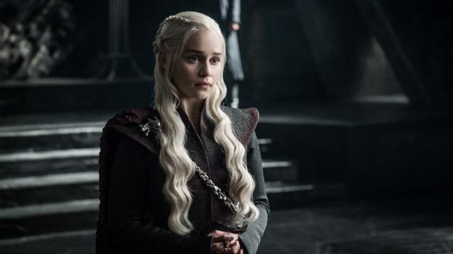 Daenerys Targaryen (Emilia Clarke) aparece em destaque nas sinopses dos três primeiros episódios. Foto: HBO/Divulgação