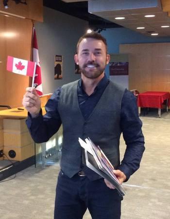 O dentista Paulo Maduro conseguiu recentemente a cidadania canadense (foto: Arquivo P