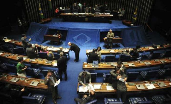 O placar foi de 50 votos favoráveis e 26 contrários. Houve apenas uma abstenção. Foto: Alex Ferreira/Câmara dos Deputados (O placar foi de 50 votos favoráveis e 26 contrários. Houve apenas uma abstenção. Foto: Alex Ferreira/Câmara dos Deputados)