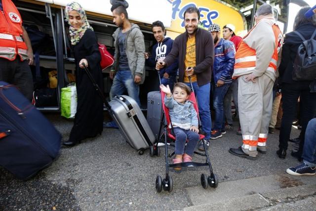 Segundo dados oficiais, no ano passado, a França recebeu 85.000 pedidos de asilo. Foto: Pierre Constant/AFP Photo