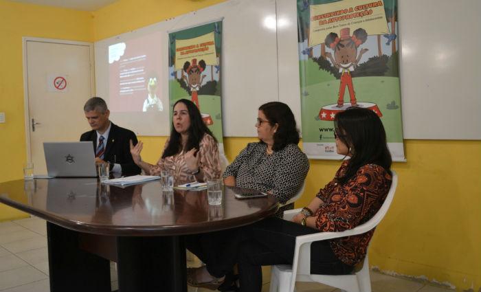 Pernambuco entre os estados com mais casos de abuso sexual infantil. Foto: Divulgação
