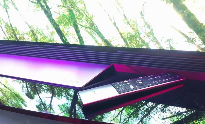 As novas TV's entregam o %u201Cpreto perfeito%u201D, resultando em cores mais profundas e fiéis à realidade, graças a tecnologia de Pixel Dimming. Foto: Marcela Cintra/DP. (As novas TV's entregam o %u201Cpreto perfeito%u201D, resultando em cores mais profundas e fiéis à realidade, graças a tecnologia de Pixel Dimming. Foto: Marcela Cintra/DP.)